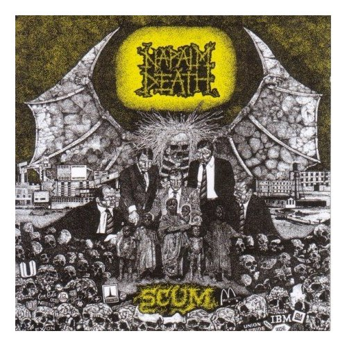 grindcore – Structures Capable Of Joy