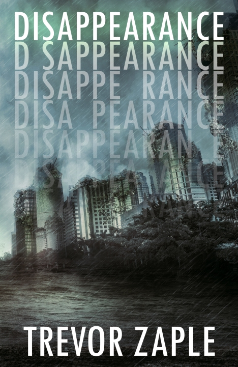 DIsappearance KDP COVER