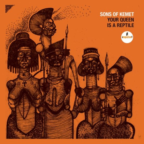 sons of kemet- your queen is a reptile